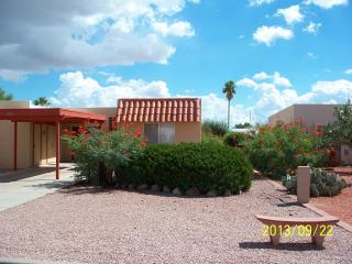 Arizona Townhome in Sunny Green Valley - age 55+