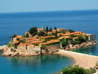 Sveti Stefan apartments NR Lux/Comfort Two-Bedroom Apart with Sea View