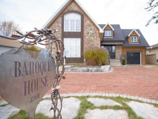 The Baroque House - Midweek dates discounted, Niagara-on-the-Lake