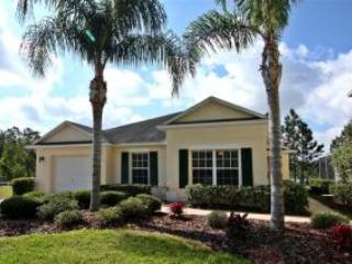 Stunning home overlooking lake, gated community - Disney vacation rentals