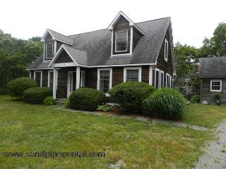 #7779 Two-story Cape encompasses all that you could imagine, Edgartown