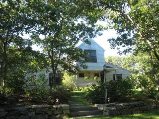 #100026 Stunning garden surrounds a spacious home, West Tisbury