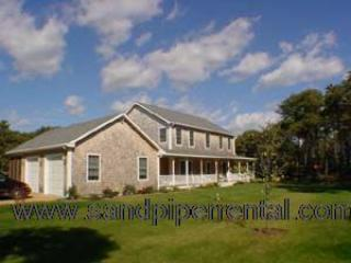 #552 Katama home with a lot of living space and a great yard, Edgartown