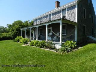 #929 Historic home offers expansive water views, Vineyard Haven