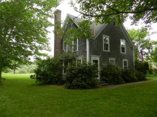 #1069 Mill Pond House is a restored 1890's farmhouse, West Tisbury