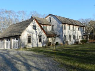 #1078 Gambel Style Vacation Home Just Off Of Lambert's Cove, Vineyard Haven