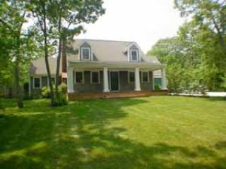 #1097 Charming cottage with beautiful pool & water spa, West Tisbury