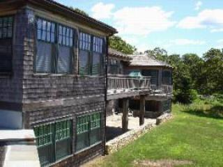 #2038 Spectacular Chilmark home overlooking Lucy Vincent