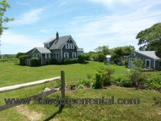 #2515 A home to multi literary notables throughout its years, Aquinnah