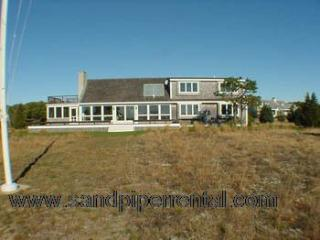 #8112  Lovely contemporary Situated on Farm Neck Golf Club - Oak Bluffs vacation rentals