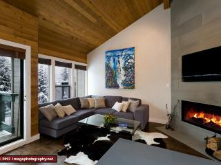 Telemark 25 - 4 bedroom, 2 mins from village/lifts, Whistler