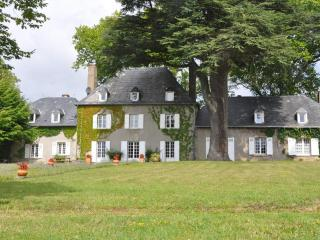 French mansion in Creuse, Heart of France, pool, 12p, Masbaraud-Merignat