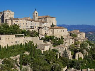 Inside Provence, Outstanding 1 Bedroom Flat in Luberon, Gordes