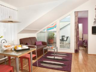 Cozy penthouse with private terrace Ap2, Vienna