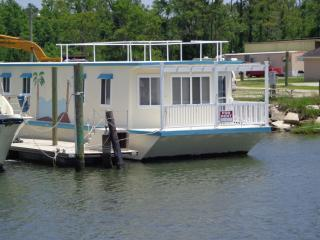 1200  sf. FLOATING CONDO on the Intracostal watwy, Beaufort