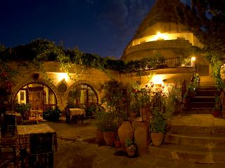 Stay in a fairy-chimney cave room in Cappadocia - Goreme.
