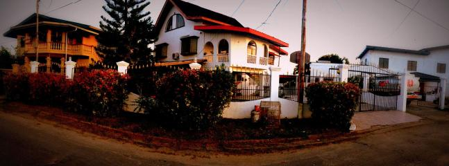 Panoramic View Of House From Outside