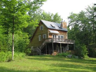 Romantic Vermont Vacation Cabin with View, Newfane
