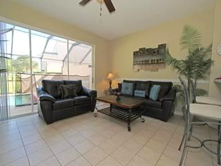 3BR/3BA Windsor Palms townhome with splash pool in Kissimmee (SPD2333)