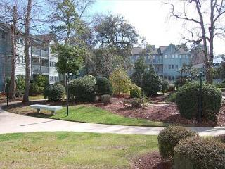 Awesome Vacation Retreat with a Private Courtyard at Myrtle Beach Resort
