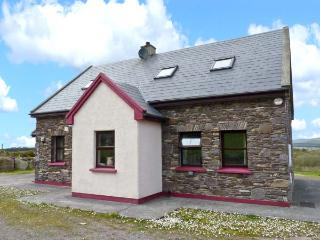 STONE COTTAGE, Ring of Kerry location, solid fuel stove, en-suite facilities, whirlpool bath, near Waterville, Ref: 26009