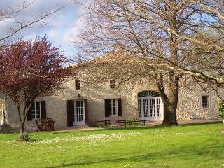 Stone Farmhouse near St.Emilion Bordeaux Vineyards, Sainte-Radegonde