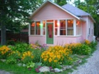 Polka Dot- Whimsical 3 Br Lake Cottage In Caroga, Caroga Lake