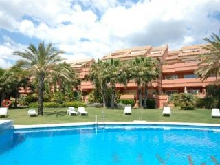 Fantastic 2 bed Apartment Embrujo Playa Puerto Banus - Marbella vacation rentals