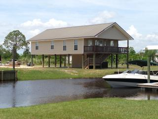 Waterfront Vacation Home Rental, Bay Saint Louis