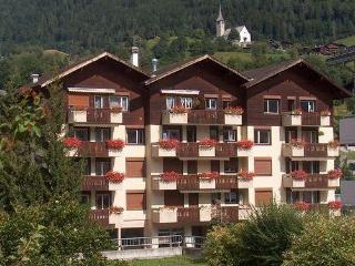 Romantica, duplex apartment, Fiesch in Valais