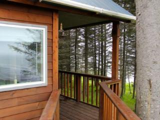 Ocean View Cabin on the Bluff (Augustine Cabin) Anchor Point - Anchor Point vacation rentals