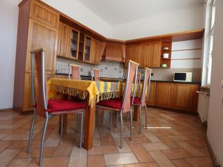 Charming sunny flat with private sauna -city center-, Prague