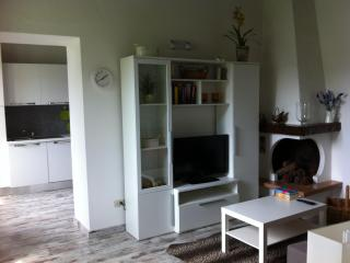 Sunny apartment between montains and rivers, Clusone