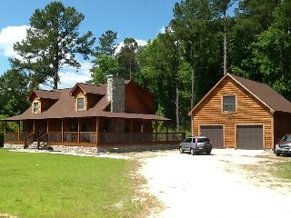 Log house one bed room Apt, Pollocksville