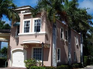 PGA National: PGA National Palm Beach Contemporary Mediterranean Single Family Home - Palm Beach Gardens vacation rentals