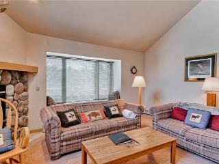 Appealing Breckenridge 2 Bedroom Ski-in - TC334