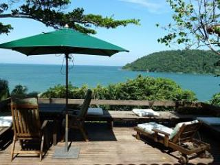 Unique house with breathtaking view on the sea!, Paraty
