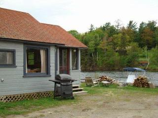 Maine Waterfront Cabin Rental with Dock & Kayaks, Rockwood