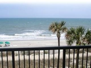 2,000SqFt Luxury Oceanfront 3 Bedroom Condo with Balcony, Pool, Sauna, Myrtle Beach