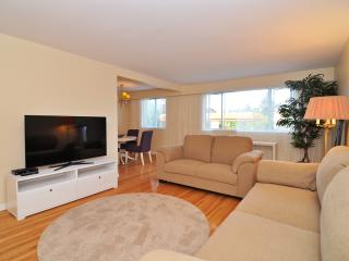 Spacious and Bright Westside 1 Bedroom Suite Close to UBC and Jericho Beach, Vancouver