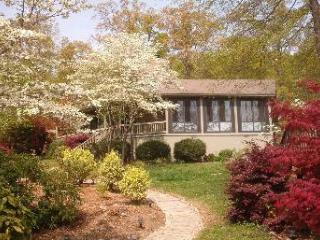 Weiss Lake House Vacation Rental, Cedar Bluff