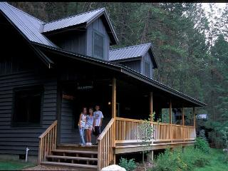 Big River Lodge - Yellowstone Cabin, Gallatin Gateway