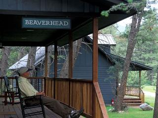 Big River Lodge - Beaverhead Cabin, Gallatin Gateway