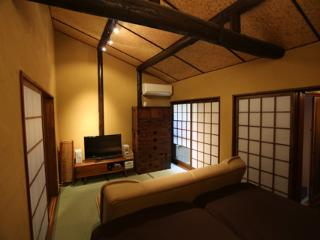 Nodoka-An-Centrally Located Tranquil Cottage, Kioto