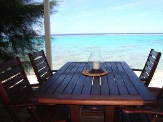 Beachfront Heaven Muri - Cook Islands vacation rentals
