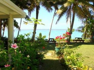 On the Beach Villa - Cook Islands vacation rentals