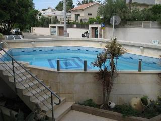 Herzliya beach house with swimming pool - Herzlia vacation rentals