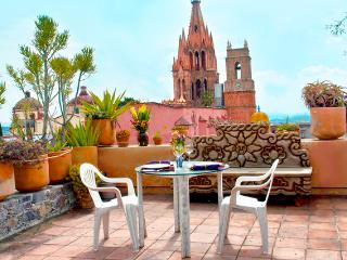 La Pajarera - Awesome Location!!!!!, San Miguel de Allende
