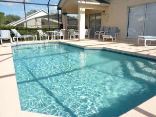 Villa Southern Dunes with Golf/Pool/Games/WiFi/BBQ, Haines City