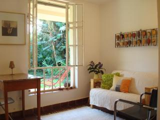 Sunny Flat With Tropical Garden, Santo Andre